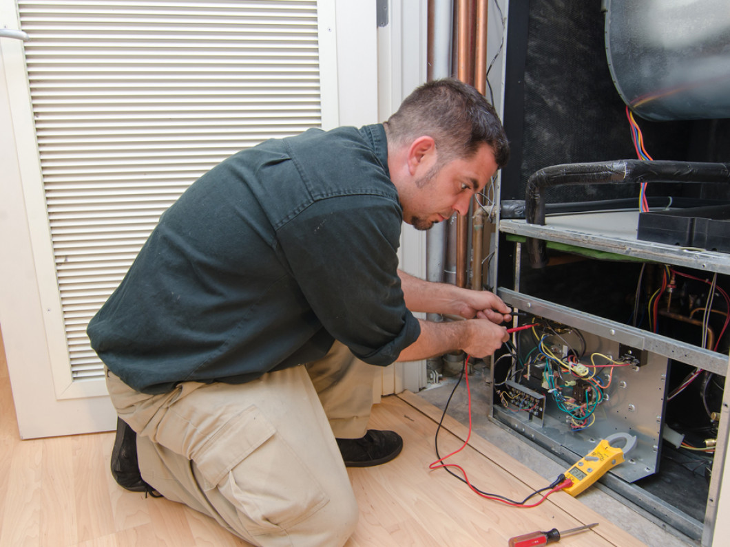 HVAC repair solution in Monroe, NC